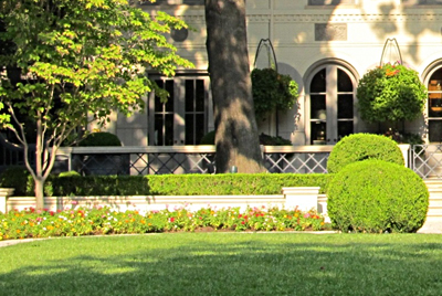Landscaping in Grove City OH