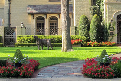 Landscaping in Hilliard OH