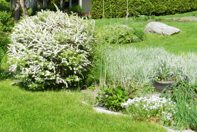 Landscaping in Westerville OH